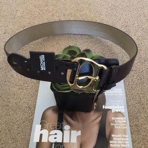 Authentic; MICHAEL,Michael Kors, size small belt
